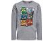 Gear No: tony713  Name: T-Shirt, Ninjago Boys Long Sleeve (Tony 713)