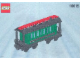Instruction No: 10015  Name: Passenger Wagon