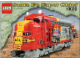 Instruction No: 10020  Name: Santa Fe Super Chief, NOT the Limited Edition