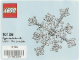 Instruction No: 10106  Name: Snowflake polybag