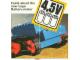 Instruction No: 103  Name: 4.5V Motor Set with Rubber Tracks