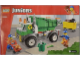 Instruction No: 10680  Name: Garbage Truck