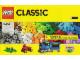 Instruction No: 10696  Name: Medium Creative Brick Box