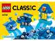 Instruction No: 10706  Name: Blue Creativity Box