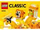 Instruction No: 10709  Name: Orange Creativity Box