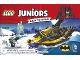 Instruction No: 10737  Name: Batman vs. Mr. Freeze