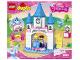 Instruction No: 10855  Name: Cinderella's Magical Castle