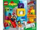 Instruction No: 10895  Name: Emmet and Lucy's Visitors from the DUPLO Planet