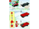 Instruction No: 1177  Name: Santa in Truck with Polar Bear polybag