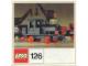 Instruction No: 126  Name: Steam Locomotive (Push)