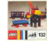Instruction No: 132  Name: Port Crane and Flat Waggon