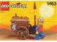 Instruction No: 1463  Name: Treasure Cart polybag