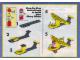 Instruction No: 1560  Name: Glory Glider polybag