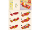 Instruction No: 1612  Name: Victory Racer (Race Car) polybag