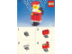 Instruction No: 1627  Name: Santa polybag