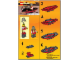 Instruction No: 1804  Name: Crossbow Boat polybag