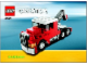 Instruction No: 20008  Name: Tow Truck polybag