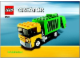 Instruction No: 20011  Name: Garbage Truck polybag