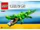 Instruction No: 20015  Name: Alligator polybag