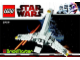Instruction No: 20016  Name: Imperial Shuttle - Mini polybag