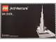 Instruction No: 21008  Name: Burj Khalifa