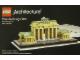 Instruction No: 21011  Name: Brandenburg Gate
