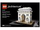 Instruction No: 21036  Name: Arc De Triomphe