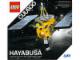 Instruction No: 21101  Name: Hayabusa
