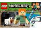 Instruction No: 21149  Name: Minecraft Alex BigFig with Chicken