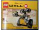 Instruction No: 21303  Name: WALL•E