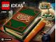 Instruction No: 21315  Name: Brick Tales Pop-Up Book