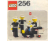 Instruction No: 256  Name: Police Officers and Motorcycle