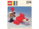 Instruction No: 274  Name: Colour T.V. and Chair