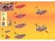 Instruction No: 2892  Name: Thunder Arrow Boat