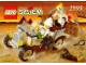 Instruction No: 2995  Name: Adventurers Car & Skeleton