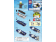 Instruction No: 30002  Name: Police Boat polybag