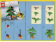 Instruction No: 30009  Name: Christmas Tree polybag