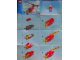 Instruction No: 30019  Name: Fire Helicopter polybag