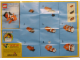Instruction No: 30025  Name: Clown Fish polybag
