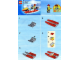 Instruction No: 30220  Name: Fire Speedboat polybag