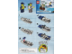 Instruction No: 30227  Name: Police Watercraft polybag
