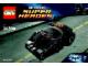 Instruction No: 30300  Name: The Batman Tumbler polybag