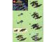 Instruction No: 30301  Name: Batwing polybag