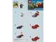 Instruction No: 30347  Name: Fire Car polybag