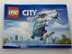 Instruction No: 30351  Name: Police Helicopter polybag