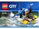 Instruction No: 30359  Name: Police Water Plane polybag