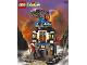 Instruction No: 3052  Name: Ninja's Fire Fortress