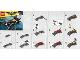 Instruction No: 30521  Name: The Mini Batmobile polybag