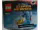Instruction No: 30603  Name: Batman Classic TV Series - Mr. Freeze polybag