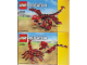 Instruction No: 31032  Name: Red Creatures
